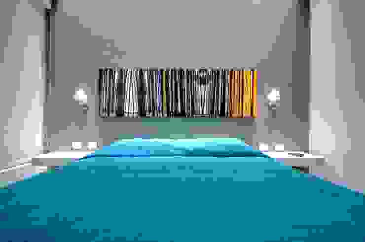 Casa Seta Dormitorios de estilo moderno de Martin Dulanto Moderno