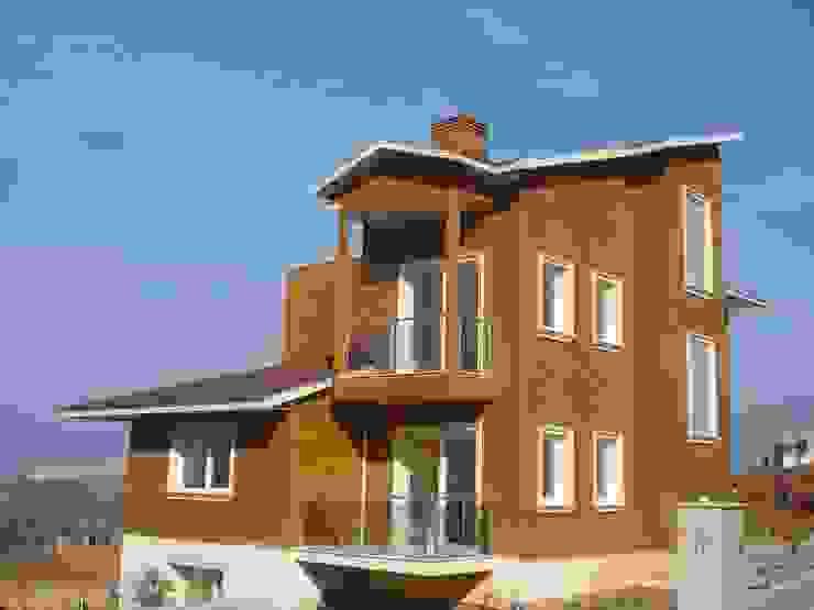 Konutlar Moderne huizen van Murat Kaya Mimarlik Ltd. Sti. Modern