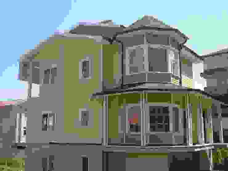 Konutlar Modern houses by Murat Kaya Mimarlik Ltd. Sti. Modern
