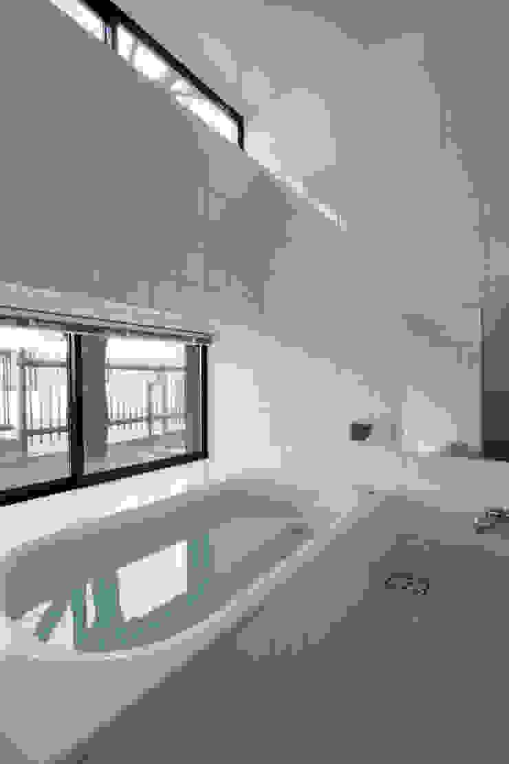 フラットハウス Modern Banyo 株式会社横山浩介建築設計事務所 Modern