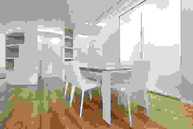 Modern Yemek Odası ARCHILAB architettura e design Modern