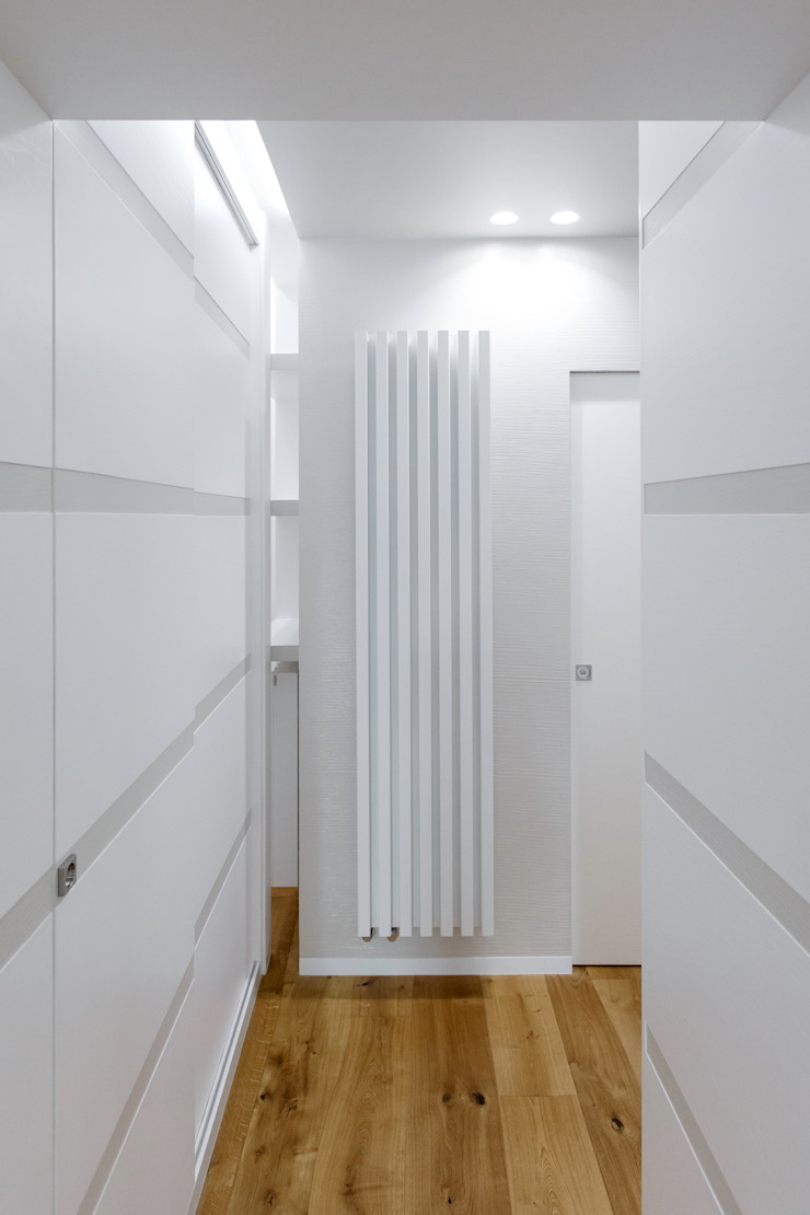 Modern Koridor, Hol & Merdivenler ARCHILAB architettura e design Modern