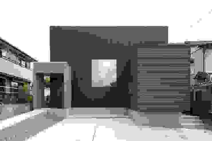 POP UP HOUSE: エンピツアーキテクツが手掛けた現代のです。,モダン