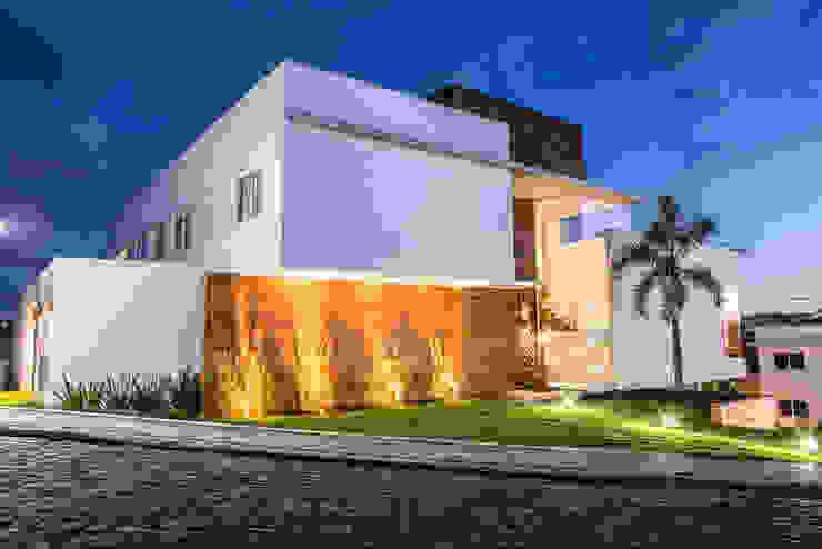 Residencia Domm Arquitetura Moderne Häuser von Domm Arquitetura Ltda Modern