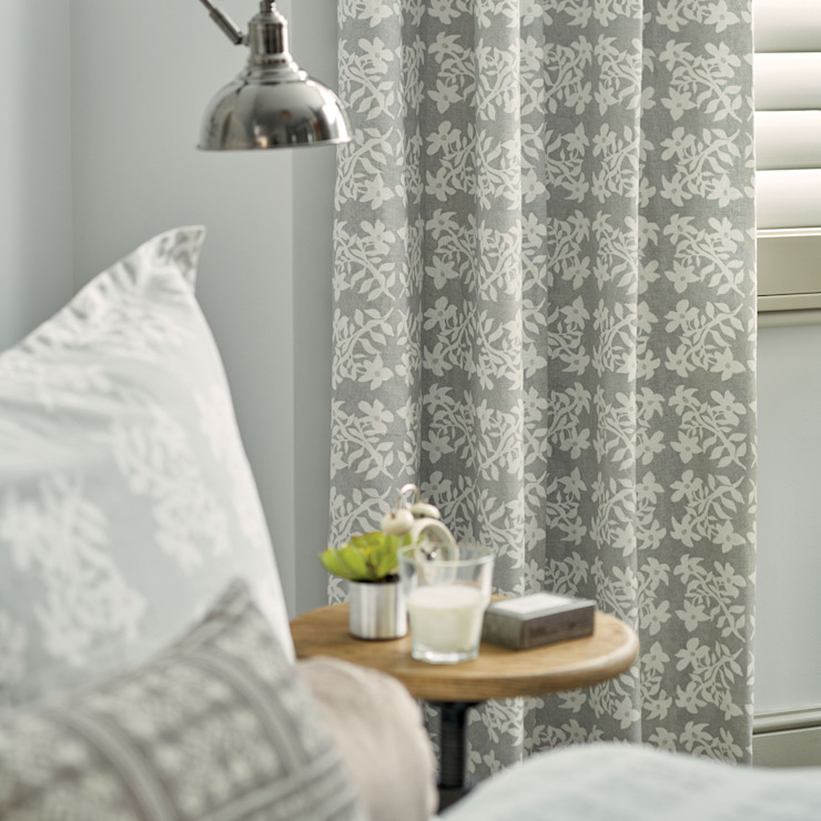 Laura Ashley Decoración Chambre industrielle Gris