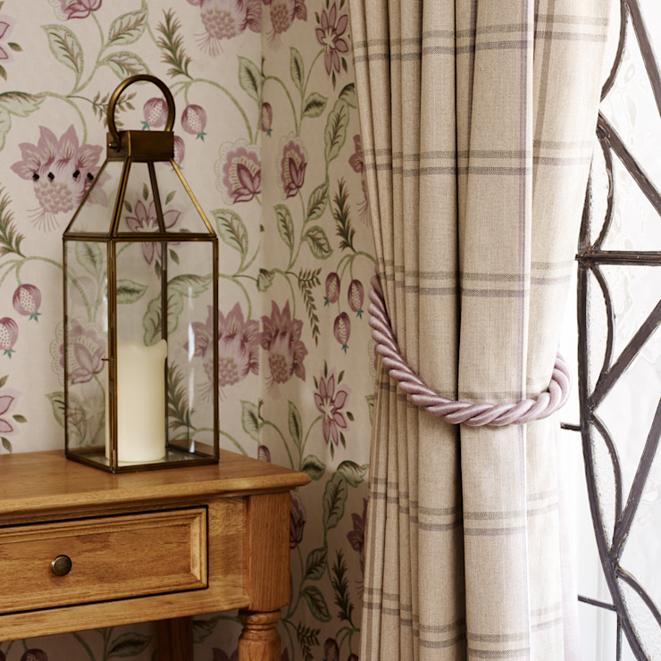 Laura Ashley Decoración Ruang Keluarga Klasik Multicolored