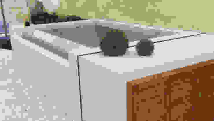 Piscina Llevant UNIC POOLS® > Piscinas Ligeras Piscinas de estilo minimalista