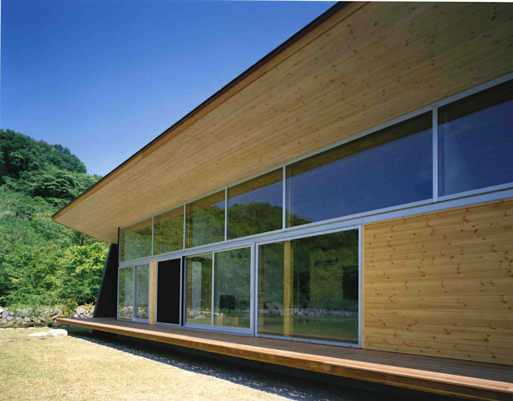 Windows  by 神成建築計画事務所, Scandinavian گلاس