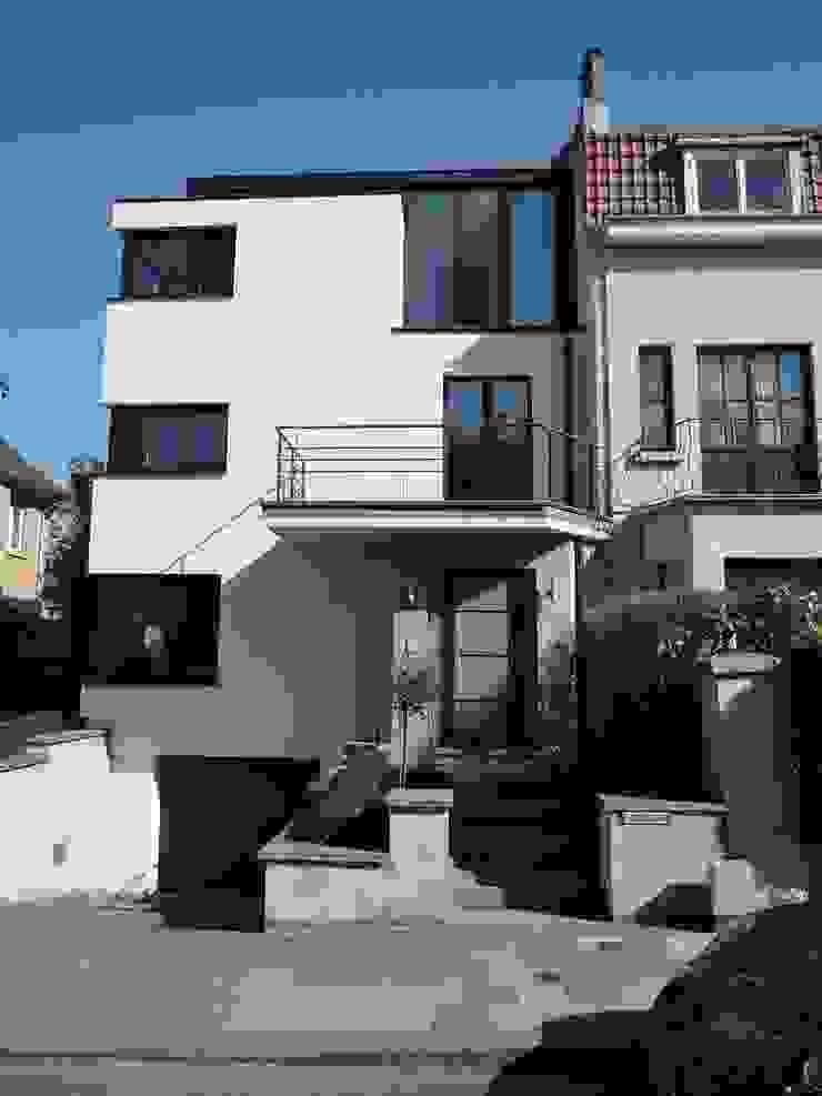 ARTERRA 現代房屋設計點子、靈感 & 圖片 鐵/鋼 Black