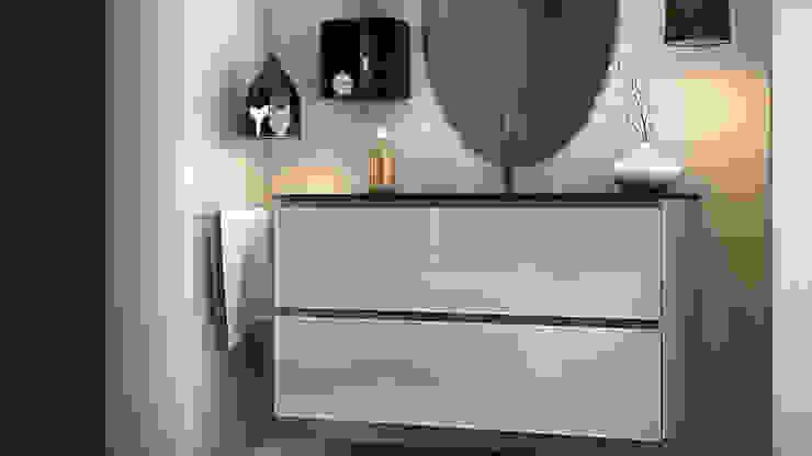 Rochene Floors Modern bathroom