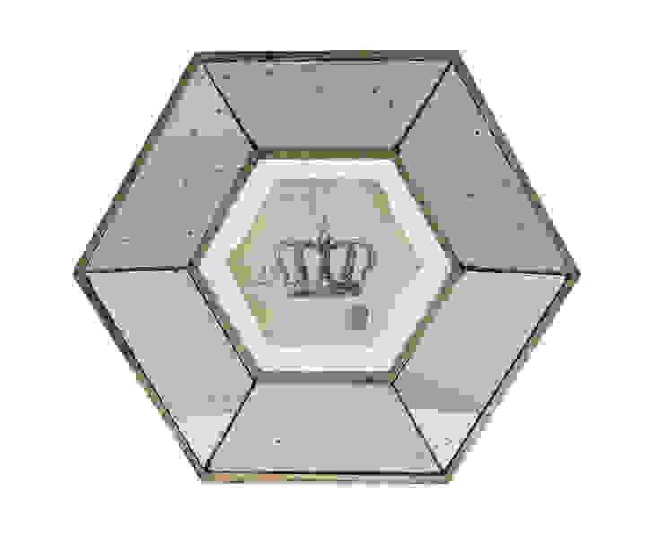 Зеркало (набор из 4-х штук) M063 от LeHome Interiors Классический