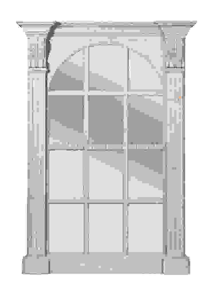 Зеркало M075 от LeHome Interiors Классический Дерево Эффект древесины