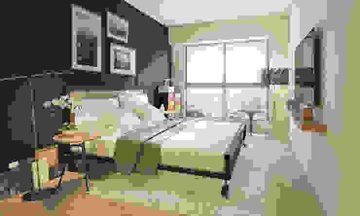Dormitorio principal - COSMOPOLITA de FABRE STUDIO