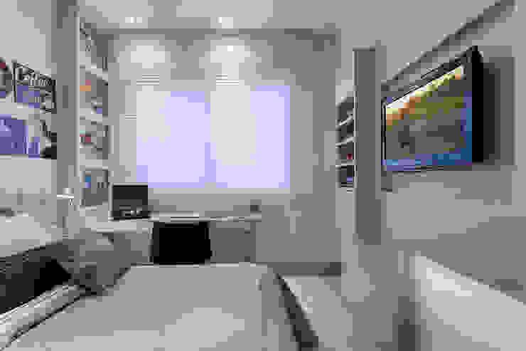 Quarto da Adolescente Quartos modernos por Emmanuelle Eduardo Arquitetura e Interiores Moderno