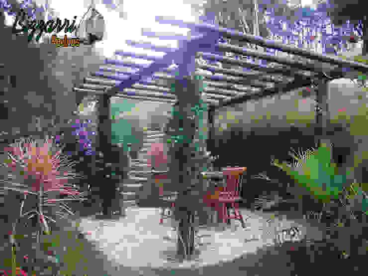 حديقة تنفيذ Bizzarri Pedras, ريفي