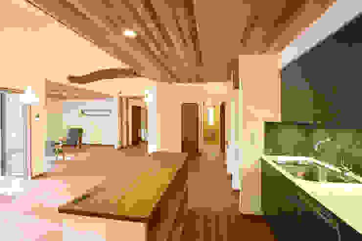 キッチン 北欧デザインの キッチン の 一級建築士事務所 アトリエ カムイ 北欧