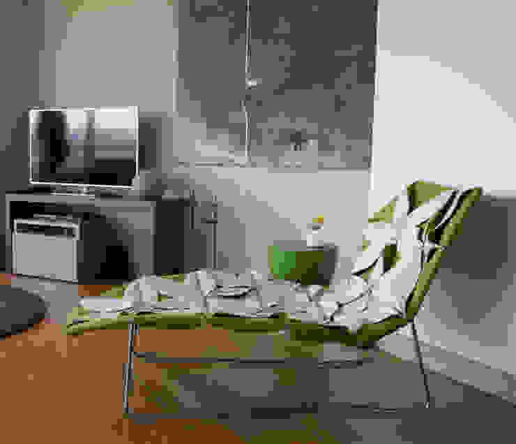 Salones modernos de Consigo Interiores Moderno