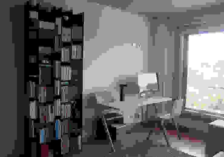 Estudios y despachos modernos de Consigo Interiores Moderno
