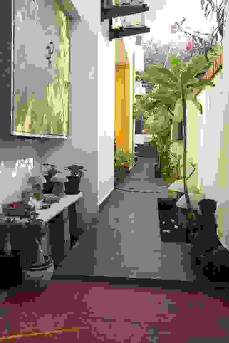 Passage Ansari Architects Modern garden