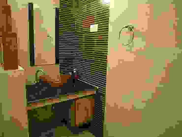 Toilet Ansari Architects Modern bathroom