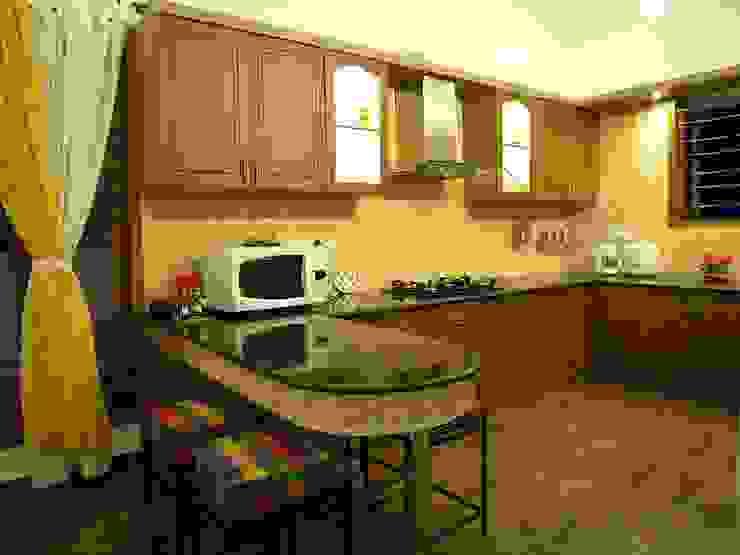 Kitchen Ansari Architects Modern kitchen