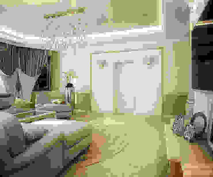 Salas / recibidores de estilo  por Инна Михайская,