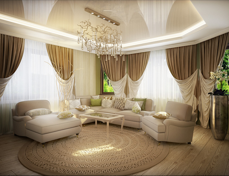 Living room by Инна Михайская,
