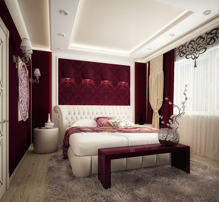 Bedroom by Инна Михайская, Classic