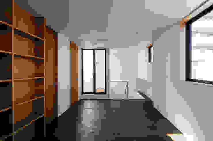 設計事務所アーキプレイス의  침실, 모던
