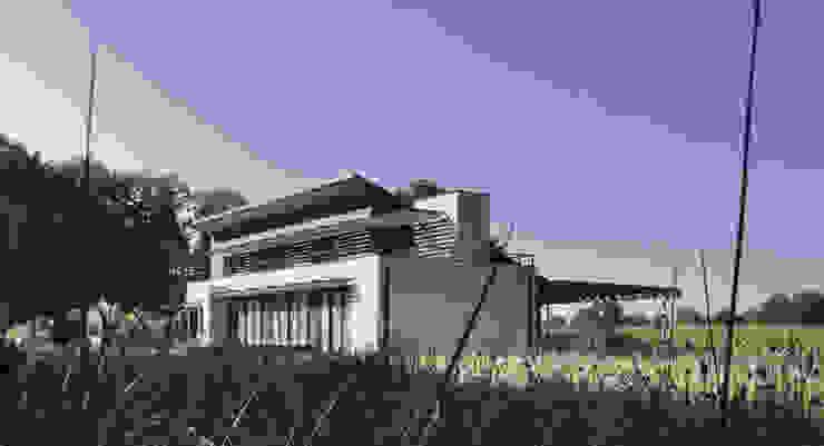 Woonhuis Dwingeloo Moderne huizen van Koezen Architecten Modern
