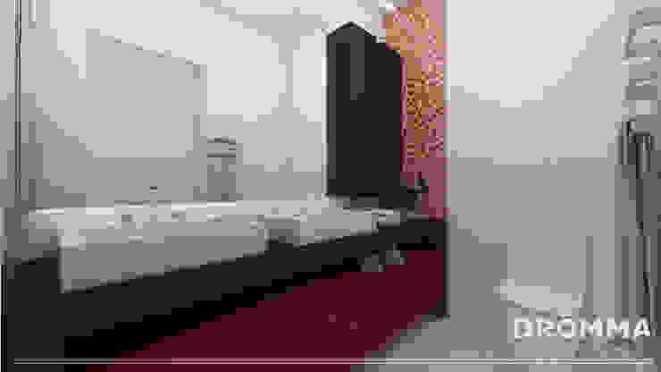Ванная комната в стиле модерн от Drömma Arquitetura Модерн