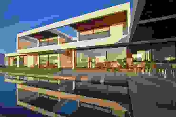 Rumah Modern Oleh G4 Arquitectos Asociados Modern