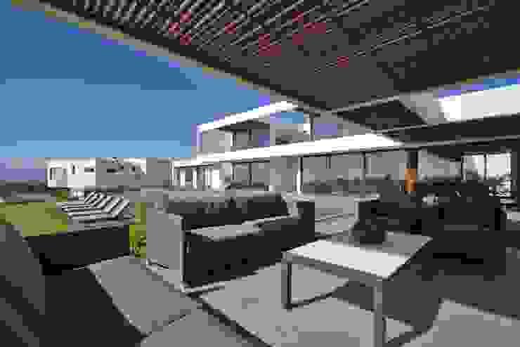 Casa Ortiz G4 Arquitectos Asociados Casas modernas