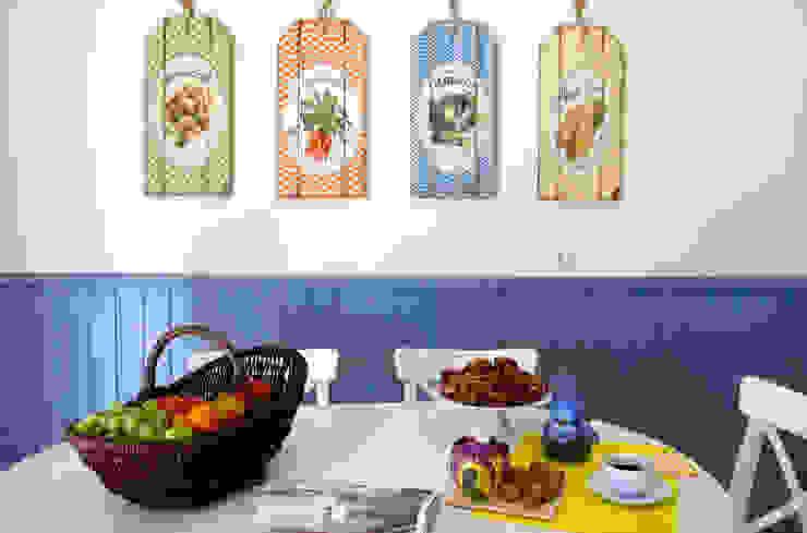 Rafaela Fraga Brás Design de Interiores & Homestyling Cuisine rurale Jaune