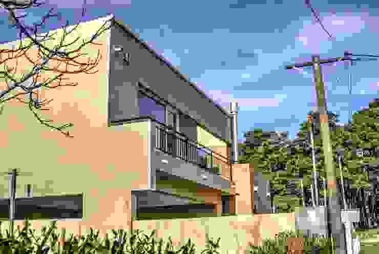 Casa Teo Casas modernas: Ideas, imágenes y decoración de Ego-Arquitectura Moderno