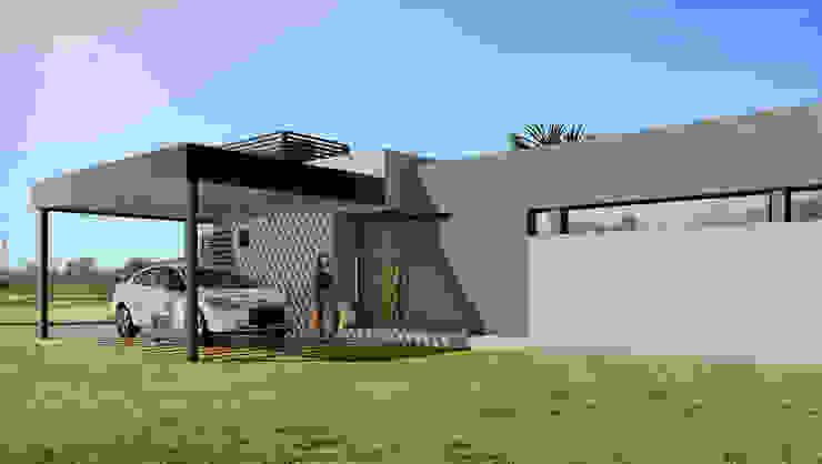 Casa Gs de Estudio 2s | Arquitectos Moderno