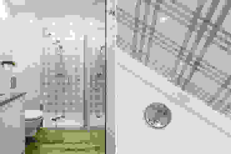 Mediterranean style bathrooms by Anna Serafin Architektura Wnętrz Mediterranean