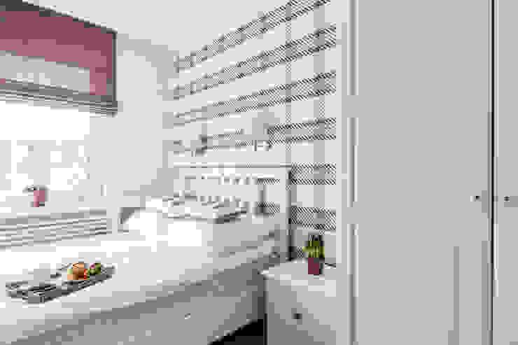 Anna Serafin Architektura Wnętrz Mediterranean style bedroom
