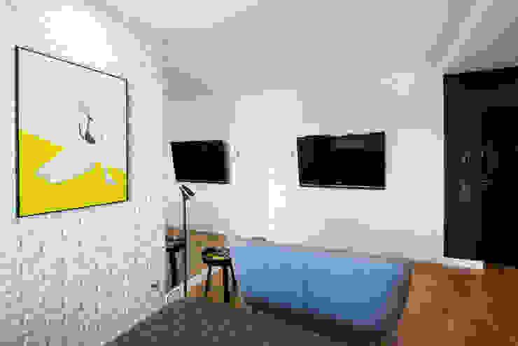 Anna Serafin Architektura Wnętrz Salas modernas