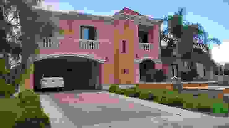 Casa en San Isidro Villa residencial - Villa Allende- Cordoba Casas coloniales de Alejandro Asbert Arquitecto Colonial Concreto reforzado