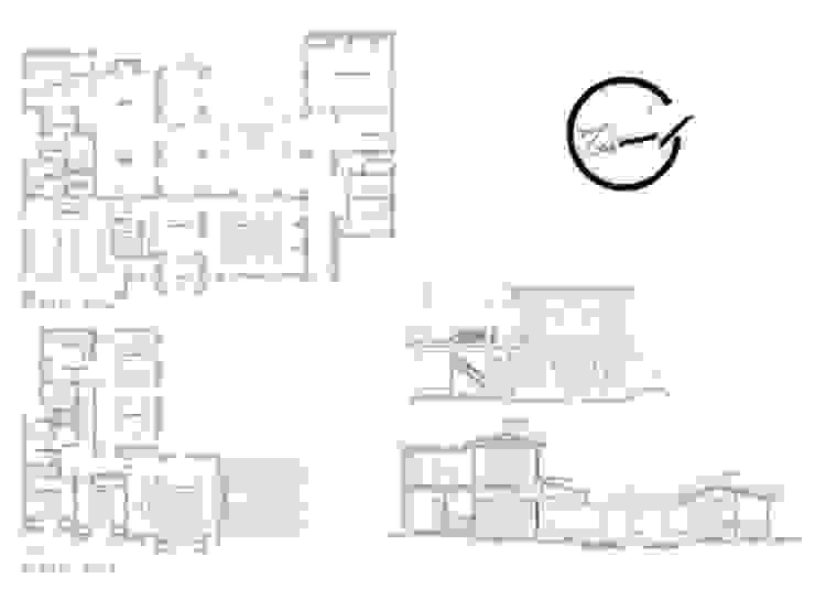 Casa en San Isidro Villa residencial – Villa Allende- Cordoba Casas coloniales de Alejandro Asbert Arquitecto Colonial Concreto reforzado