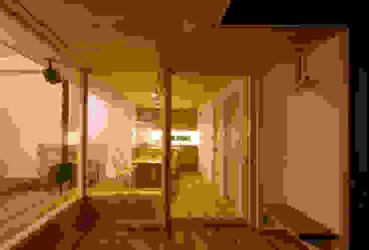 岩川アトリエ Salas de jantar modernas