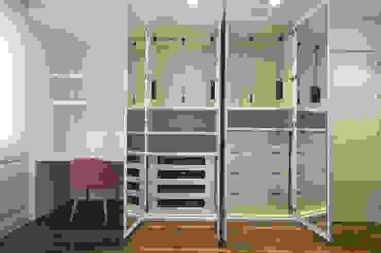 Reforma vivienda unifamiliar en Gijón Dormitorios infantiles de estilo moderno de Bocetto Interiorismo y Construcción Moderno
