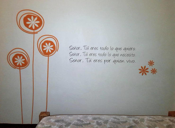 Vinilos de Andreina Arrieta Tarjeteria y Viniles Moderno