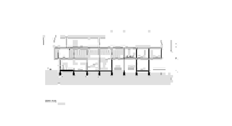 Casa Los Pinos de Vibra Arquitectura Moderno