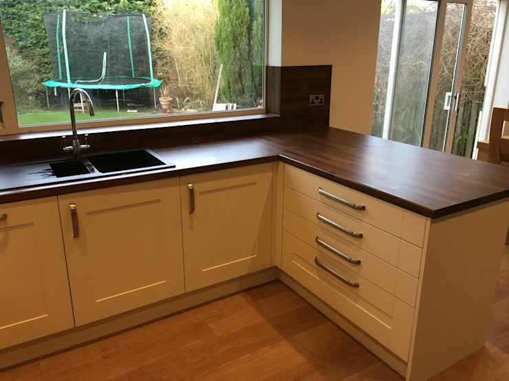 Mr Mrs W Design 4 living UK Modern kitchen