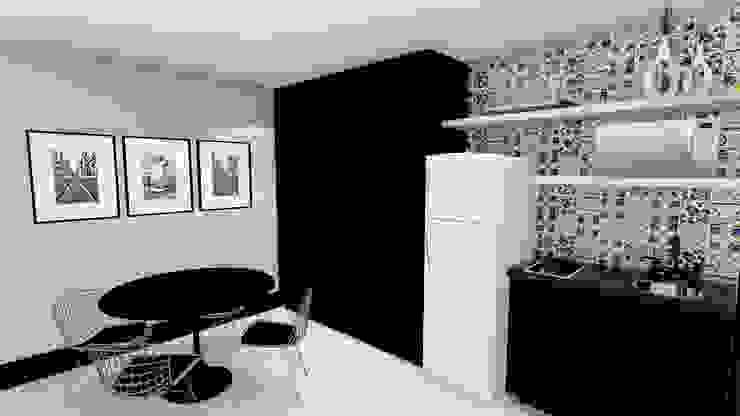 Copa Studio² Cozinhas modernas