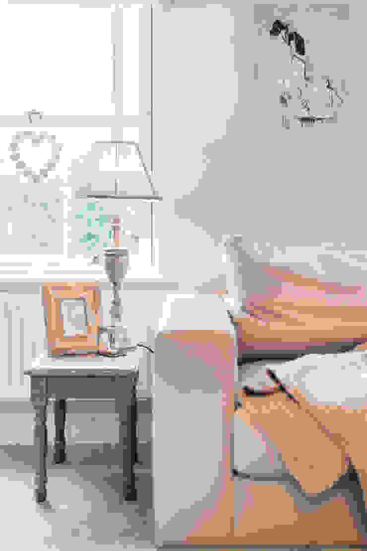 French Shabby Chic Living Room Katie Malik Interiors Moderne Wohnzimmer