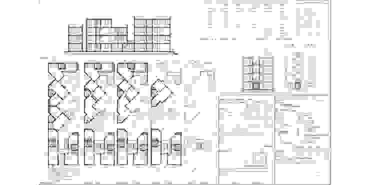 Fideicomiso Mendoza Casas clásicas de Alejandro Asbert Arquitecto Clásico Concreto reforzado