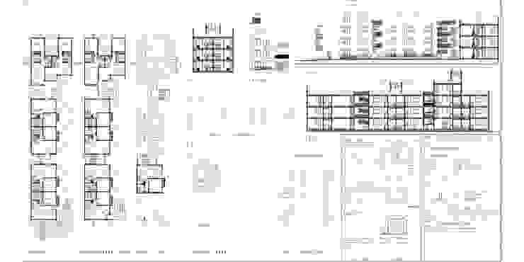 fideicomiso sarachaga Casas clásicas de Alejandro Asbert Arquitecto Clásico Concreto reforzado